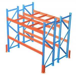 double deep pallet rack | double deep pallet racking system