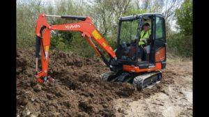 Mini digger hire   mini digger hire prices   cost of digger hire with driver - available in Kilkenny and Carlow from €35 per hour