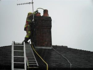 What to do if you have a chimney fire & what not to do